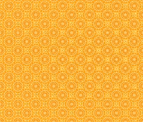 Citrus Glitz fabric by rhondadesigns on Spoonflower - custom fabric