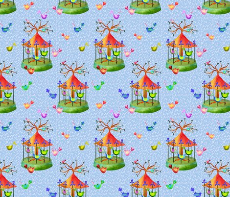 Rra_forest_carousel_with_lovebirds_2_shop_preview