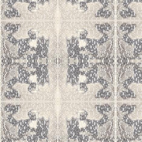 hansuglyduck1 fabric by _vandecraats on Spoonflower - custom fabric