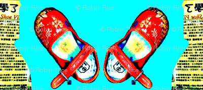 Chinese Shoe 2