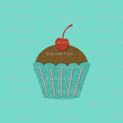 Bright Cupcakes