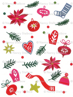 Christmas Ornaments No.2