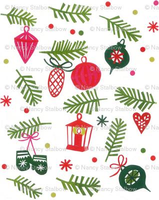 Christmas Ornaments No.1