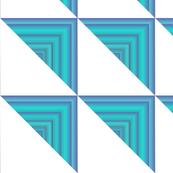 aqua-triangle