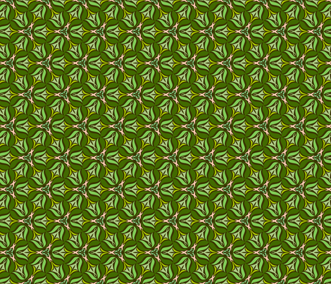 Vilda B fabric by helena on Spoonflower - custom fabric
