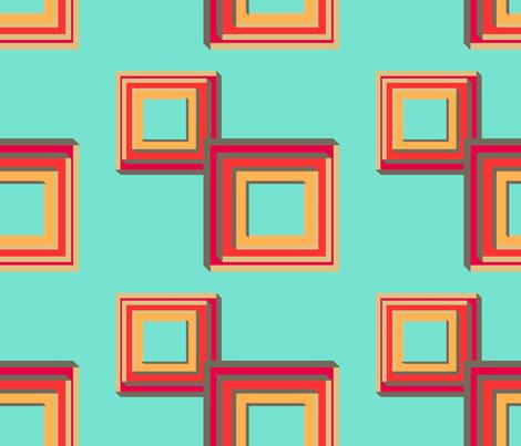 Geometric Sample3 fabric by joanmclemore on Spoonflower - custom fabric