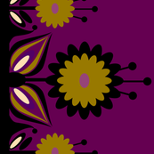 Border fabric