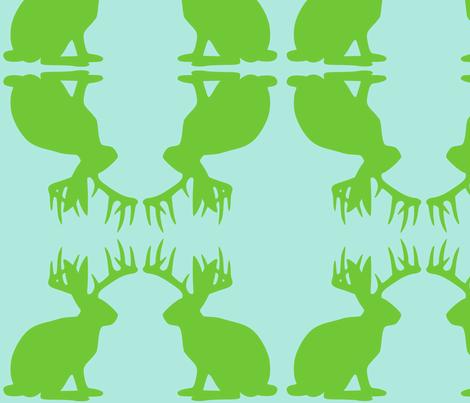 green_jacks fabric by efolsen on Spoonflower - custom fabric