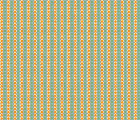 AqGnOrCrmDotzGrey fabric by air_&_loom on Spoonflower - custom fabric