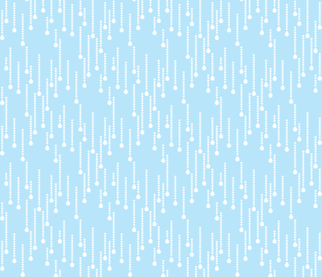 drizzle fabric by amybethunephotography on Spoonflower - custom fabric