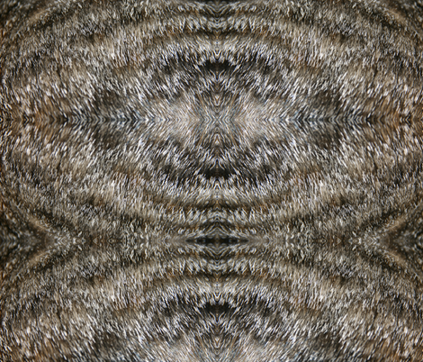 Grizzly Fur fabric by serenity_ii on Spoonflower - custom fabric