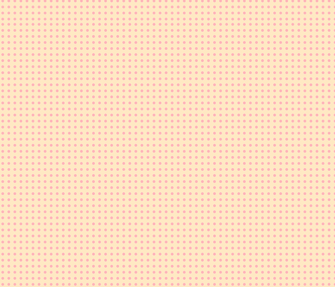 Pink Polka Dots fabric by bella_modiste on Spoonflower - custom fabric