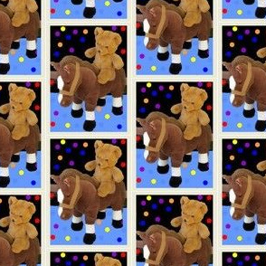 Robbie & Horsey