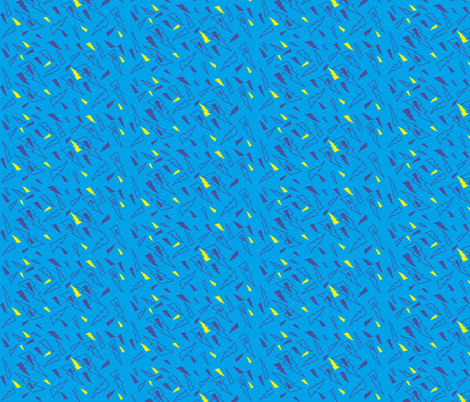 Lightning Storm fabric by not-enough-time on Spoonflower - custom fabric