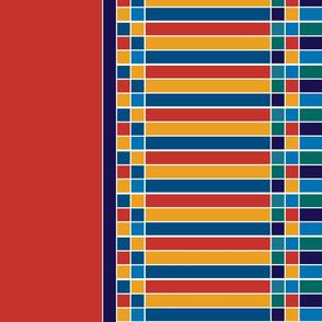 primary border