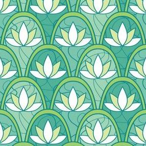 Tranquil Lotus