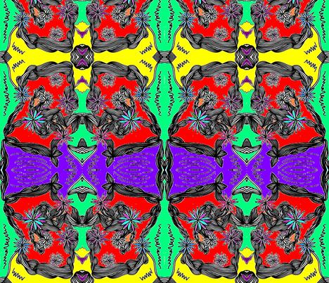 JamJax Texted fabric by jamjax on Spoonflower - custom fabric