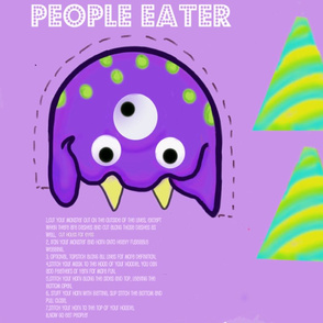 People Eater Mask