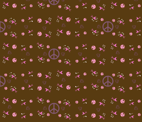 world peace tapestry fabric by paragonstudios on Spoonflower - custom fabric