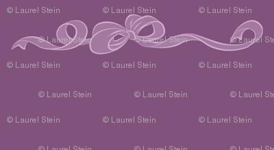 Princess Purple Bows