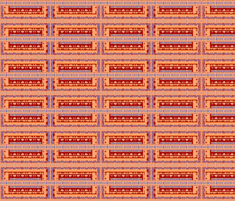 Southwest Landscape fabric by robin_rice on Spoonflower - custom fabric