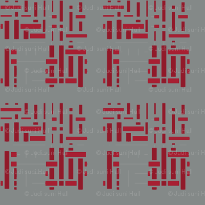 Orientalish in Red © 2009 Gingezel Inc.