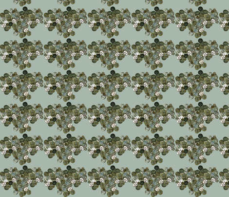 Money fabric by paragonstudios on Spoonflower - custom fabric