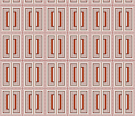 More Rick-Rack fabric by robin_rice on Spoonflower - custom fabric