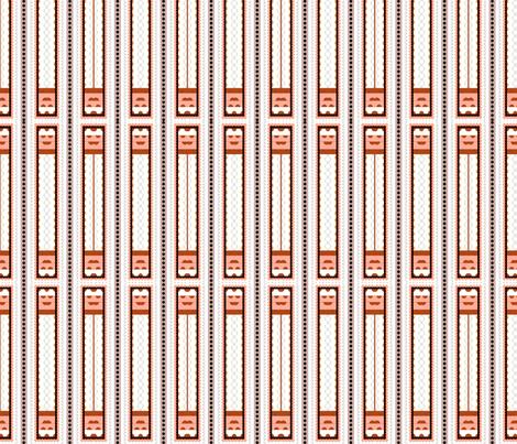 Rick-Rack Rick-Rack  fabric by robin_rice on Spoonflower - custom fabric