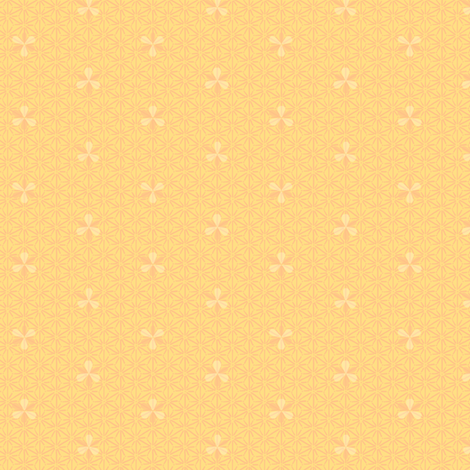 kimono - sakura blossom fabric by monmeehan on Spoonflower - custom fabric
