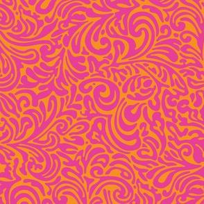 swirl botanical - cereza