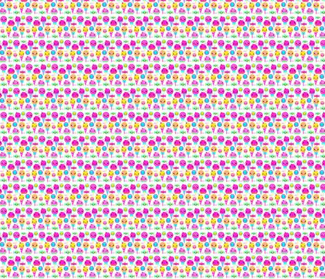 blondepoptart7's shape glyph fabric by blondepoptart7 on Spoonflower - custom fabric