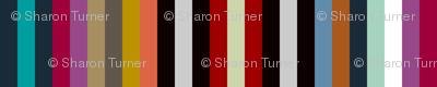 geo town stripe