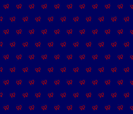 Butterfly II fabric by katsanders on Spoonflower - custom fabric