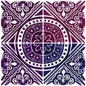 PurpleTileStudy