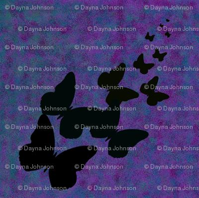 Batik Butterflies