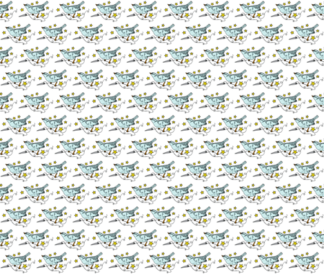 StarSparrow fabric by starsparrow on Spoonflower - custom fabric