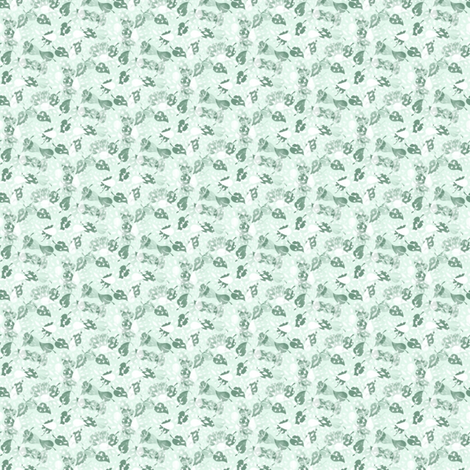 Frankie ditsy fabric by raccoons_rags on Spoonflower - custom fabric