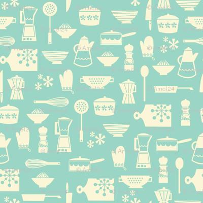 kitchen culture aqua