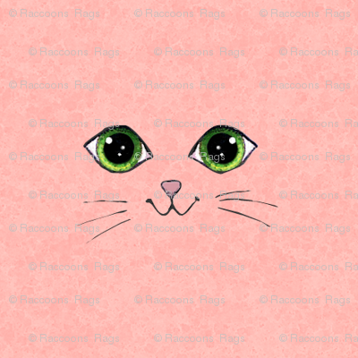 Kittyface pink