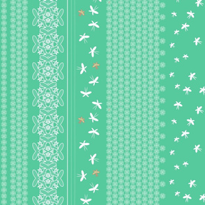 floral butterfly border 3 j