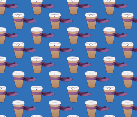 Chai fabric by srbracelin on Spoonflower - custom fabric
