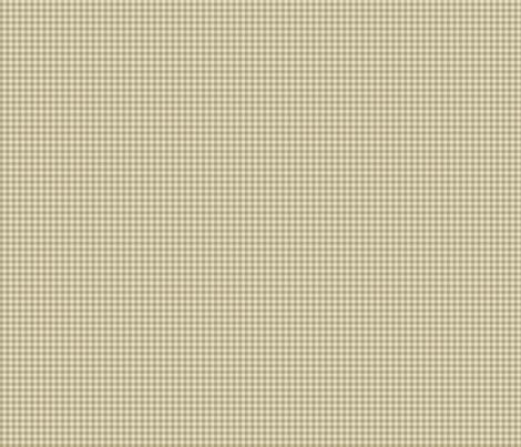 tan ginhgam fabric by heidikaether on Spoonflower - custom fabric