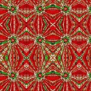 Christmas Swirl Mirrored