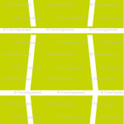 Tennis Strings Green