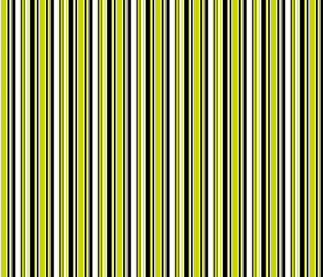Tennis Stripe Green fabric by freshlypieced on Spoonflower - custom fabric