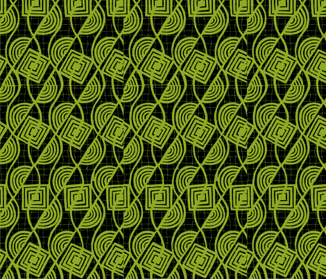 Geometrics 3 fabric by paulamarie on Spoonflower - custom fabric