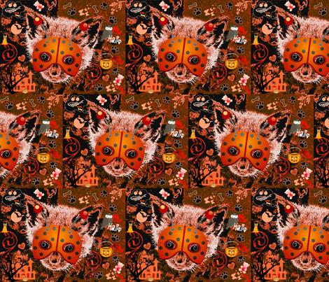 Hallo Kitty fabric by paragonstudios on Spoonflower - custom fabric
