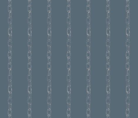 the Hardest Walk (dark) fabric by leighr on Spoonflower - custom fabric