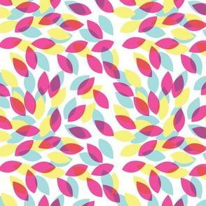 technicolor leaves